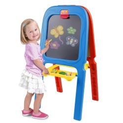 3-IN-1 DOUBLE-SIDED EASEL
