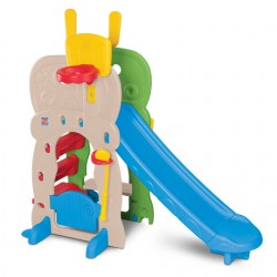 5-IN-1 ACTIVITY CLUBHOUSE