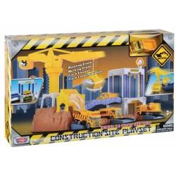 CONSTRUCTION SITE PLAYSET