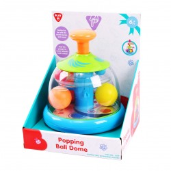 POPPING BALL DOME