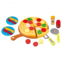 MAKE & SERVE PIZZA