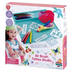 AIR BRUSH TATTOO STUDIO