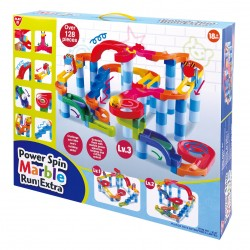 POWER SPIN MARBLE RUN EXTRA