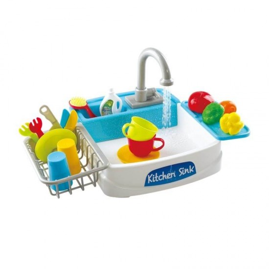 LET'S DO DISHES KITCHEN SINK