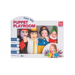 4 PIECES FINGER PUPPET PLAYSET