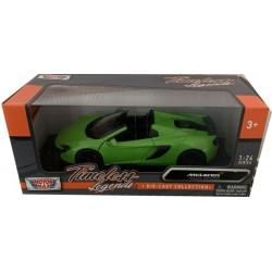 1:24 McLaren 650S Spider