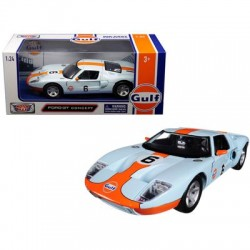 1:24 FORD GT Concept - GULF Series