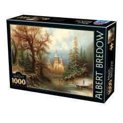 PUZZLE 1000 Albert BREDOW