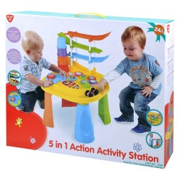 5 IN 1 ACTION ACTIVITY STATION