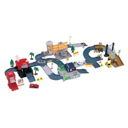 DYNA CITY DRIVE ACTION 4 in 1 DELUXE PACK