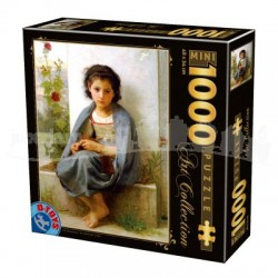 MINI PUZZLE 1000 ART COLLECTION