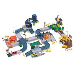 DYNA CITY DRIVE ACTION 6 in 1 Deluxe Pack