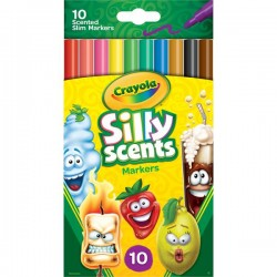 SILLY SCENTS MARKERS