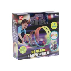 GO GLOW CAR WHEELER