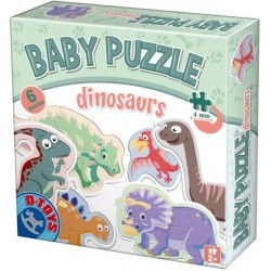 BABY PUZZLE DINOSAURS
