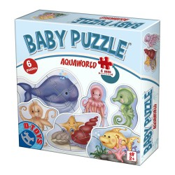 BABY PUZZLE AQUAWORLD