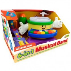 6 in 1 MUSICAL BAND
