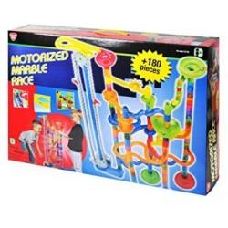 MOTORIZED MARBLE RACE