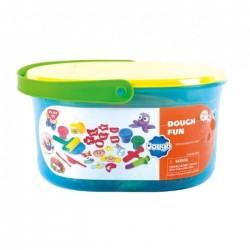 Dough Fun in a Bucket