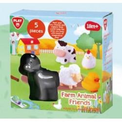 FARM ANIMAL FRIENDS 5pcs