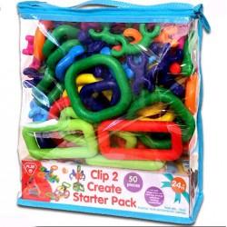 Clip 2 Create Starter Pack 50 pcs