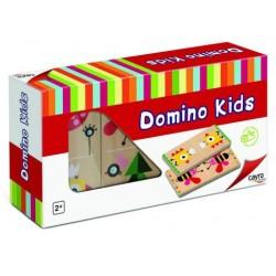 WOODEN DOMINO KIDS