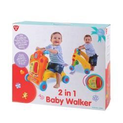2in1 BABY WALKER