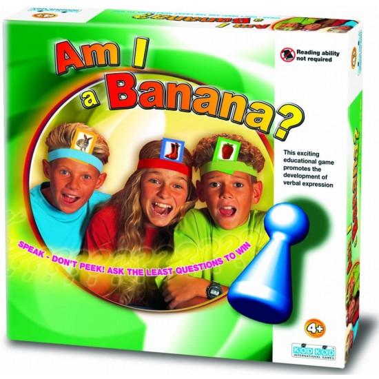 AM I A BANANA?