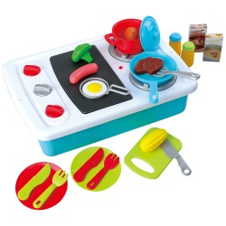 2 IN 1 COOKING STOVE SET